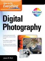 How to Do Everything Digital Photography (Jason Rich) image
