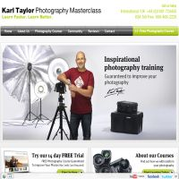 Karl Taylor Photography Masterclass image