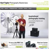 Karl Taylor Photography Masterclass image